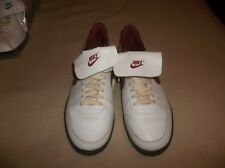 Vintage Nike Shoes Baseball Softball Golf Running Cleats 830507 PY3 12.54 Red