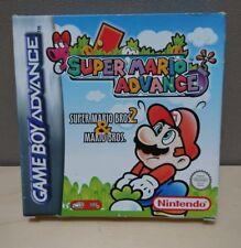 Super Mario Advance pour Game Boy Advance PAL