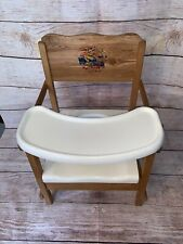 Vintage Nu Line Potty Chair 1950's 1960's EXC Folding Portable Baby Seat Child