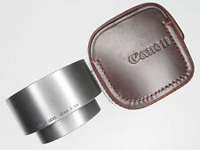 Canon RF Hood for 85mm f1.5  #1  ............ Minty