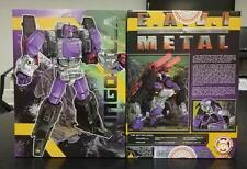 New KFC Toys Transformers G1 Eavi Metal PHASE 9 A MP Kingorilla Apeface in Stock