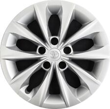 Set of 4 2015-2017 Toyota Camry wheel covers, Hollander # 61175, 4260206070