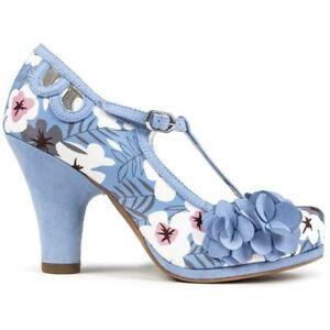 RUBY SHOO Womens Valerie Heels Sandals