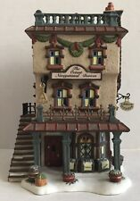 Dept 56 Heritage Village Collection Dickens Village Series Leeds Oyster House