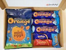 Terry's Chocolate Orange Easter Gift Box Present Orange Mini Eggs Terrys Choc