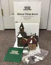 Dept 56 Dickens Village ~ The Olde Camden Town Church ~ Near Mint in Box 58346