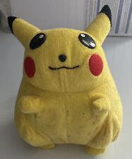 "8"" Pikachu Pokemon Plush / Soft Toy Nintendo Official"