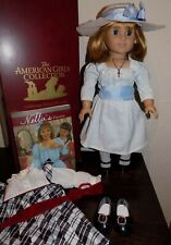 Pleasant Company Nellie American Girl Doll in Box w Meet & Holiday Outfits Lot