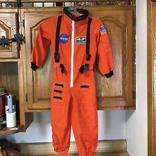 Get Real Gear Kids Dress Up Nasa Suit Size 6-8 Space Shuttle Commander Suit Guc