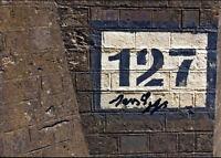 RONNIE BIGGS Signed 'Bridge 127' Photograph - Great Train Robbery - preprint