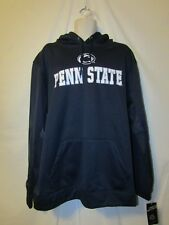 mens penn state pullover poly hoodie XXL nwt $65 blue