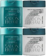 Charles Worthington Curl Defining Shampoo & Conditioner (4 x 75ml) Travel Size