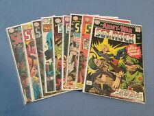 Our Army at War (DC Silver Age) 9 Issue War Comics Lot : Sgt Rock : #165 184 185