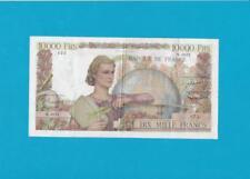 Billet 10000 Francs Génie Français 04-06-1953