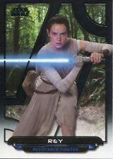 Star Wars Galactic Files Reborn Mini Master Set - Base & 4 Chase [255 Cards]