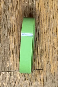 Fitbit Flex Band Lime Green (Device not included), Size Small With Metal Clasp