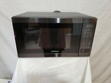 Microwave Samsung MS19M8000AG Countertop New Open Box - Black Stainless