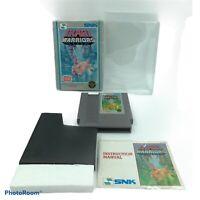 Ikari Warriors (Nintendo, NES) 5 Screw CIB Authentic Tested Works
