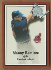 MANNY RAMIREZ 2000 Fleer Greats Of The Game Sports Cards Magazine Card Indians