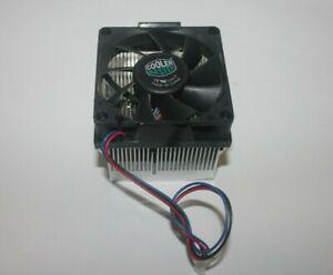 COOLER MASTER fan for CPU Socket 462  socket A Fan and heatsink KDH-5058A