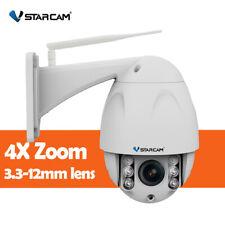 Vstarcam C34s-x4 1080p HD Optical 4x Zoom PTZ IP Camera - Outdoor