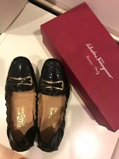 Salvatore Ferragamo Women's Driving Shoes Size 7