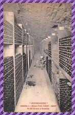 Carte Postale - Dijon - Maison Paul Court un des caveaux a bouteilles