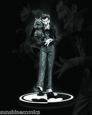 Batman Black and White The Joker Statue by Brian Bolland NEW SEALED