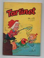 TARTINET n°159 - SFPI 1969, complet
