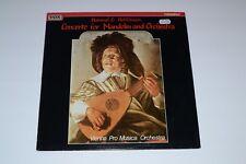 Vienna Pro Musica~Hummel & Hoffmann~Concerto For Mandolin & Orchestra~Holland