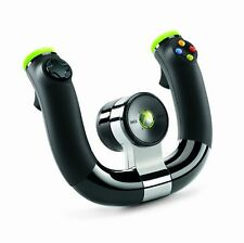 Xbox 360 Wireless speed wheel for Racing Game New from Japan Free Ship w/Track#