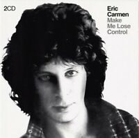 ERIC CARMEN Make Me Lose Control 2CD NEW (STORE DISPLAY COPY)