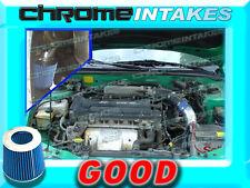 BLUE NEW COLD AIR INTAKE KIT FOR 97 98 99 00 01 HYUNDAI TIBURON/ELANTRA 2.0L I4