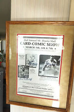 Jerry Rice - Rickey Watters - Fred Biletnikoff, Signed Special Event Poster!