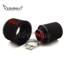 Racing 35mm Air Filter Clearner For 50 70 90 110cc Pit Dirt Bike ATV Quad GIO