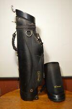 Porterline by Club Porter Golf Travel Bag With Wheels Black