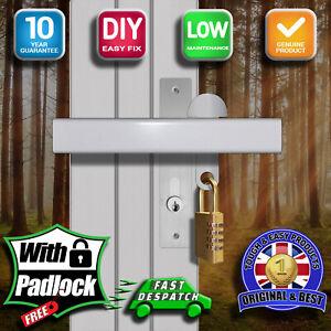 Patio SINGLE Handle Door Lock High Security, KEYLESS Padlock, RIGHT Fitting R