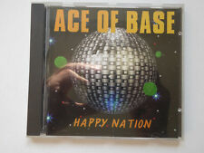 ACE OF BASE # Happy Nation # VG+ (CD)