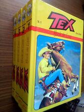 TEX BOOK DE LUXE N.1-2-3-4 - EDITORIALE MERCURY - NUOVI