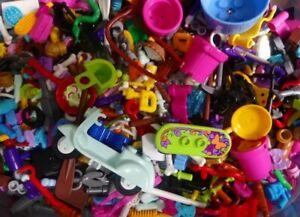 LEGO friends 25pcs accessories and decorated pieces, random mix