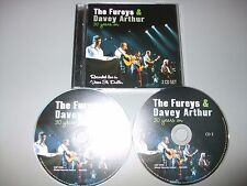 Davey Arthur & the Fureys - 30 Years On (CD) 32 Tracks - Nr Mint - Fast Postage