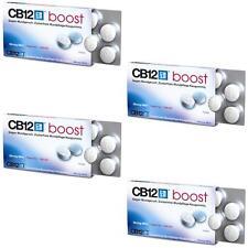 CB12 boost Kaugummi 4x10St Kaugummi gegen Mundgeruch ANGEBOT