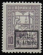 Etappengebiet der 9 Armee stamps 1918 10B ovpt stamp Not Issued Mlh Vf