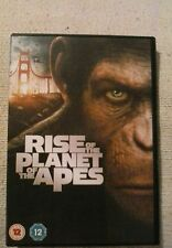 Rise Of The Planet Of The Apes (DVD) Brand new not sealed.