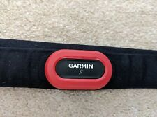 Garmin hrm-run heart rate monitor - new battery installed 16th April 2021