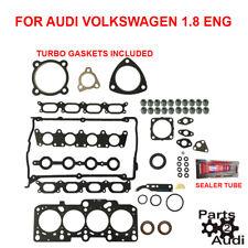 Engine Cylinder Head Gasket Set W Silicone, AUDI A4 1.8, Volkswagen1.8 all 20v