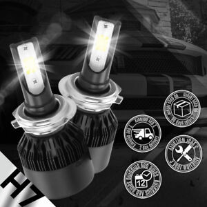 XENTEC LED HID Headlight kit H7 White for Mercedes-Benz Metris 2016-2016