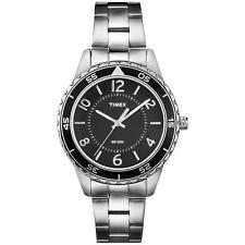 Lässige Timex Armbanduhren aus Edelstahl