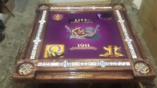 Alpha Psi Phi Domino Table by Domino Tables by Art