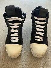 Original Cinzia Araia Canvas Plattform Sneakers Gr. 41 in Top Zustand